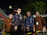 Jokowi: Saya Sangat Hargai Kerja Djarot dan Ahok