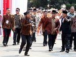Enggan Komentari Pilkada, Prabowo: Politik Jangan Dibuat Tegang