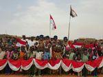 FPU Gelar Kegiatan Kemanusiaan di Tempat Pengungsian di Sudan