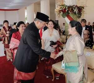 Pasca Salaman SBY & Mega