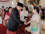 SBY-Mega Bersalaman, Puan: Jauh di Mata Dekat di Hati