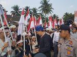 HUT ke-72 RI, Suku Baduy Baca Ikrar Setia Pancasila dan NKRI