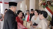 SBY-Mega Bertemu, Golkar: Boleh Beda Pandangan, tapi Kerja Sama-sama