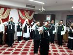 HUT RI di Tanah Suci: Upacara di Lobi Kantor Haji dan Kamar Hotel