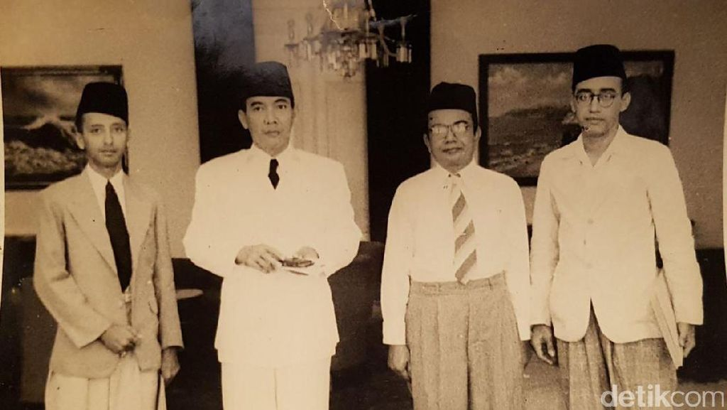 Asad Shahab dan APB Kabarkan Proklamasi RI ke Timur Tengah