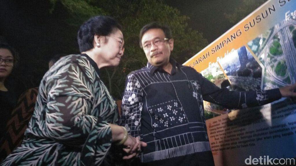 Megawati akan Sumbang 5 Pohon Baobab di Taman Semanggi