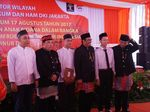 HUT RI ke-72, 3.904 Narapidana DKI Jakarta Mendapat Remisi