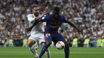 Laga Madrid vs Barca Sudah Tuntas Sejak Menit ke-20