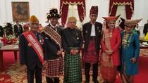 Testimoni Ketum PPP Soal Keceriaan Perayaan HUT ke-72 RI di Istana