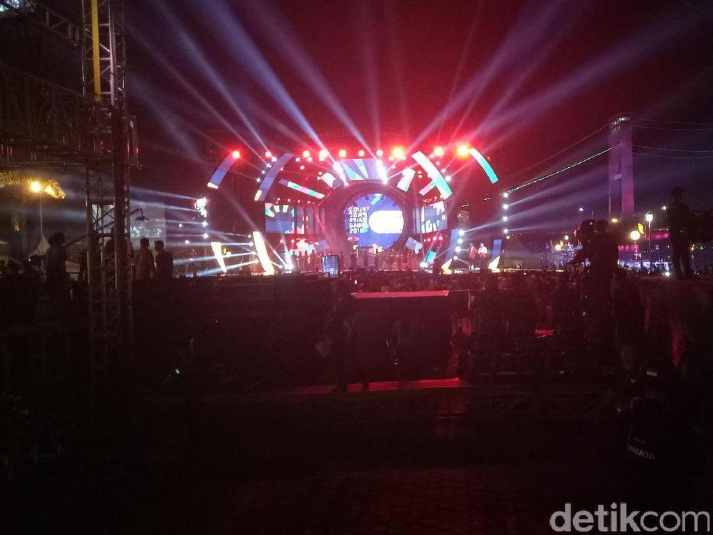 Countdown Asian Games di Palembang, Alex Noerdin: Ini Kebanggaan