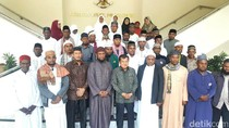 Temui Wapres JK, 30 Kepala Suku Papua Pamit Berangkat Haji