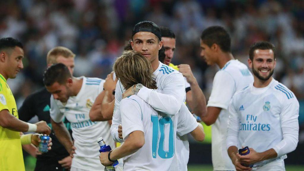 Bisa Sedominan Apa Real Madrid Musim Ini?