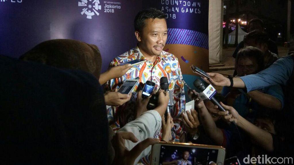 Menpora Tegaskan Indonesia Bidik 20 Emas di Asian Games