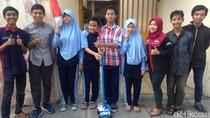 Mahasiswa UGM Ciptakan Tongkat Pemberi Instruksi untuk Tunanetra