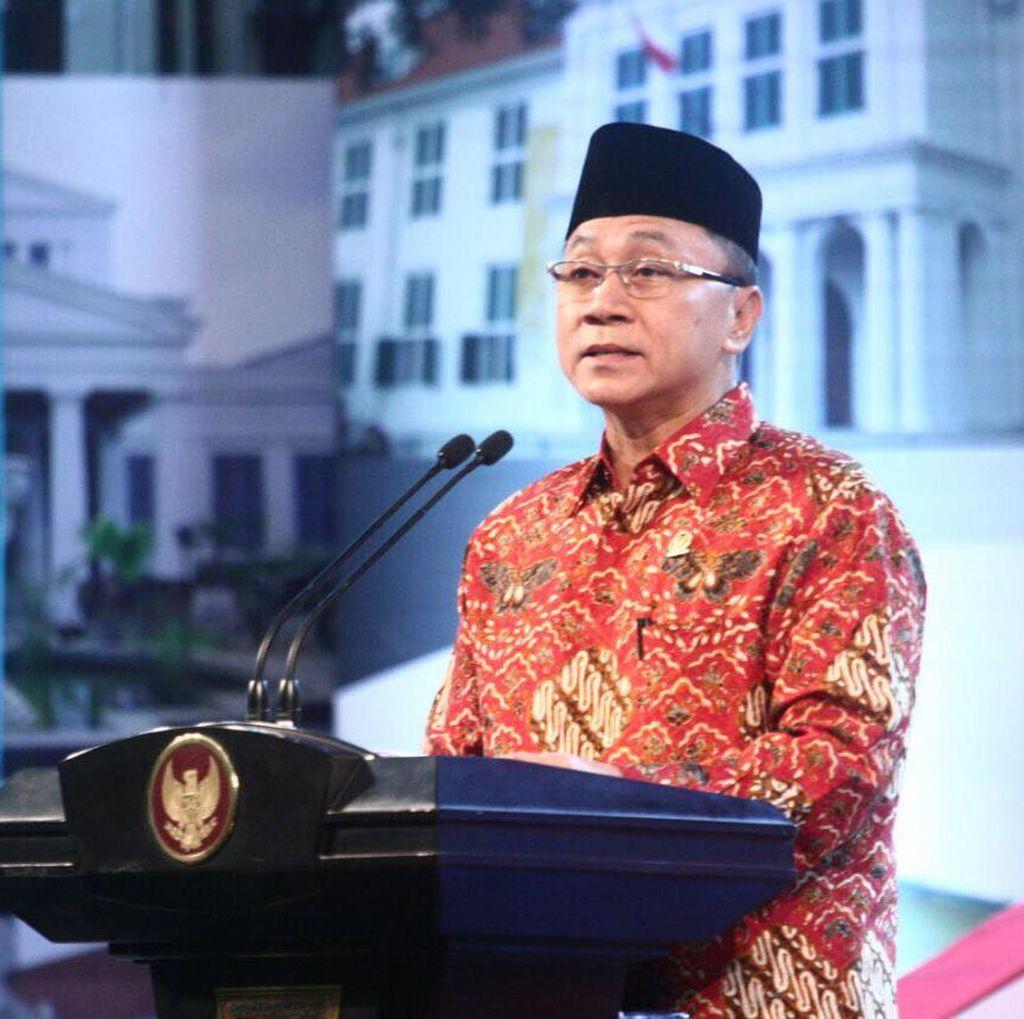 Gelar Rakernas, PAN Belum Tentu Dukung Jokowi di Pilpres 2019