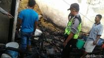 Kebakaran Rumah di Pati, 2 Penghuni Terluka