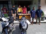 Polisi Solo Tangkap 2 Spesialis Penjambret Penumpang Mobil