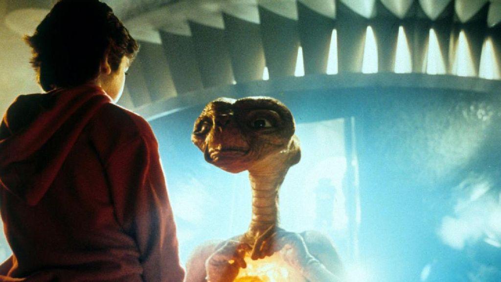 Film 'E.T' Sebenarnya Memiliki Akhir Cerita yang Berbeda