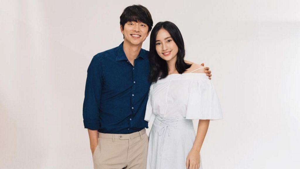 Kemesraan Gong Yoo dan Tatjana Saphira di Iklan Bikin Baper!