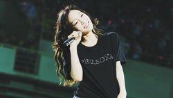 Memukau! Taeyeon SNSD Sukses Bikin Baper SONE di Monas