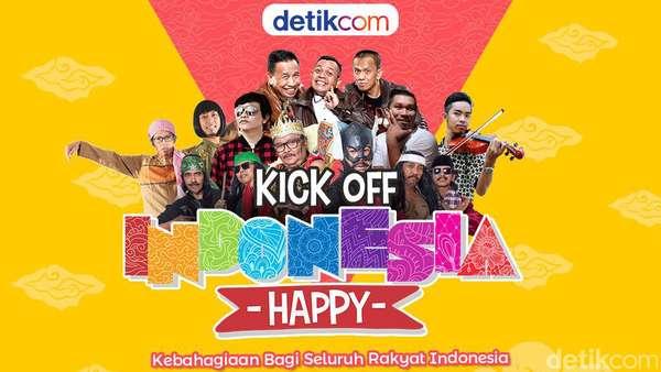 Ayo Nonton Serunya Indonesia Happy Hari Ini Pukul 14.14