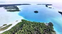 Maldives Baru dari Halmahera Selatan