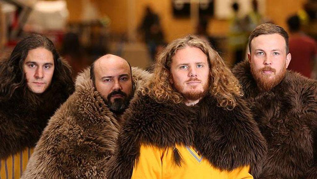 Ikea Rilis Cara Buat Jubah Game of Thrones dari Karpetnya