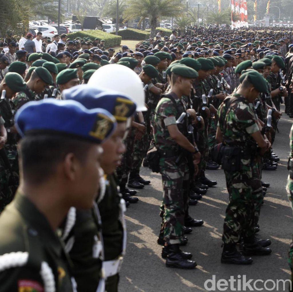 TNI/Polri Tak Boleh Isi Jabatan Sipil Lagi, KASN: Biar Fair