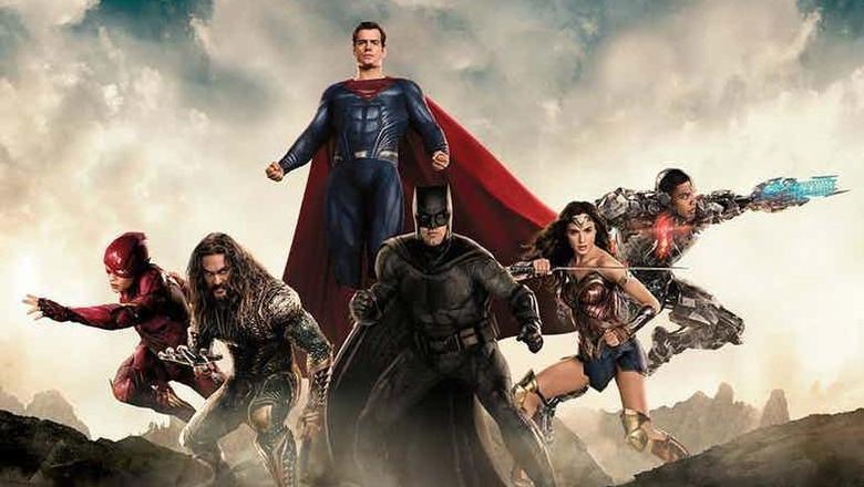 Zack Snyder Bocorkan Syuting Justice League di Islandia