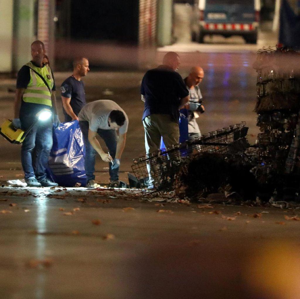 Polisi Rilis Identitas Pelaku Teror Spanyol yang Tengah Diburu