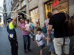 Korban Tewas Teror Barcelona Bertambah, Kini Jadi 13 Orang