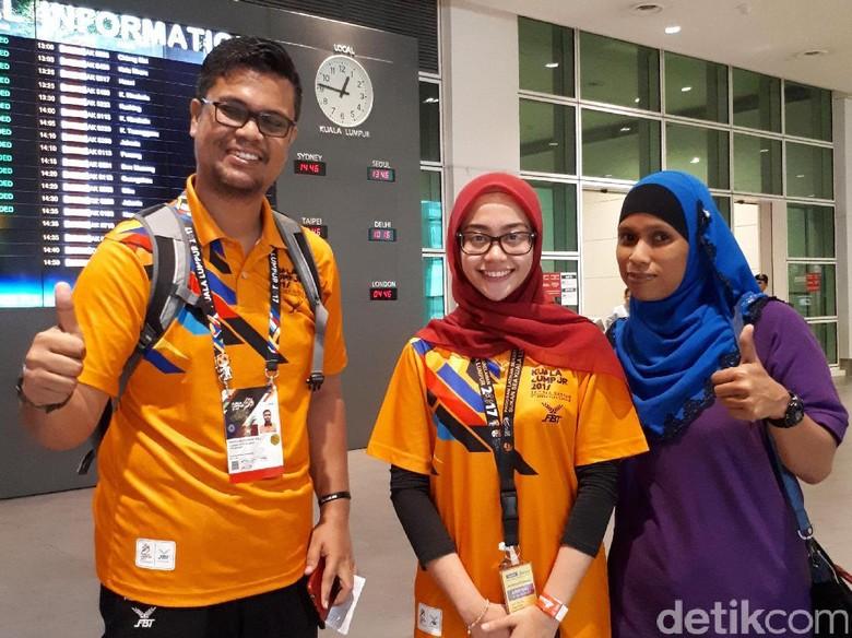 Tak Ada Kehebohan SEA Games di Kuala Lumpur, Hanya Keramahan