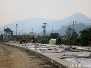 Proyek Tol Soroja Dikebut, Rampung 2 Bulan Lagi