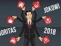 Prioritas Pembangunan Jokowi di 2018
