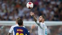 Aksi Tengil Ramos yang Bikin Messi Murka