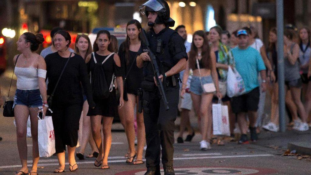 Teror Barcelona Hanya Guncangan Kecil Buat Pasar Modal RI