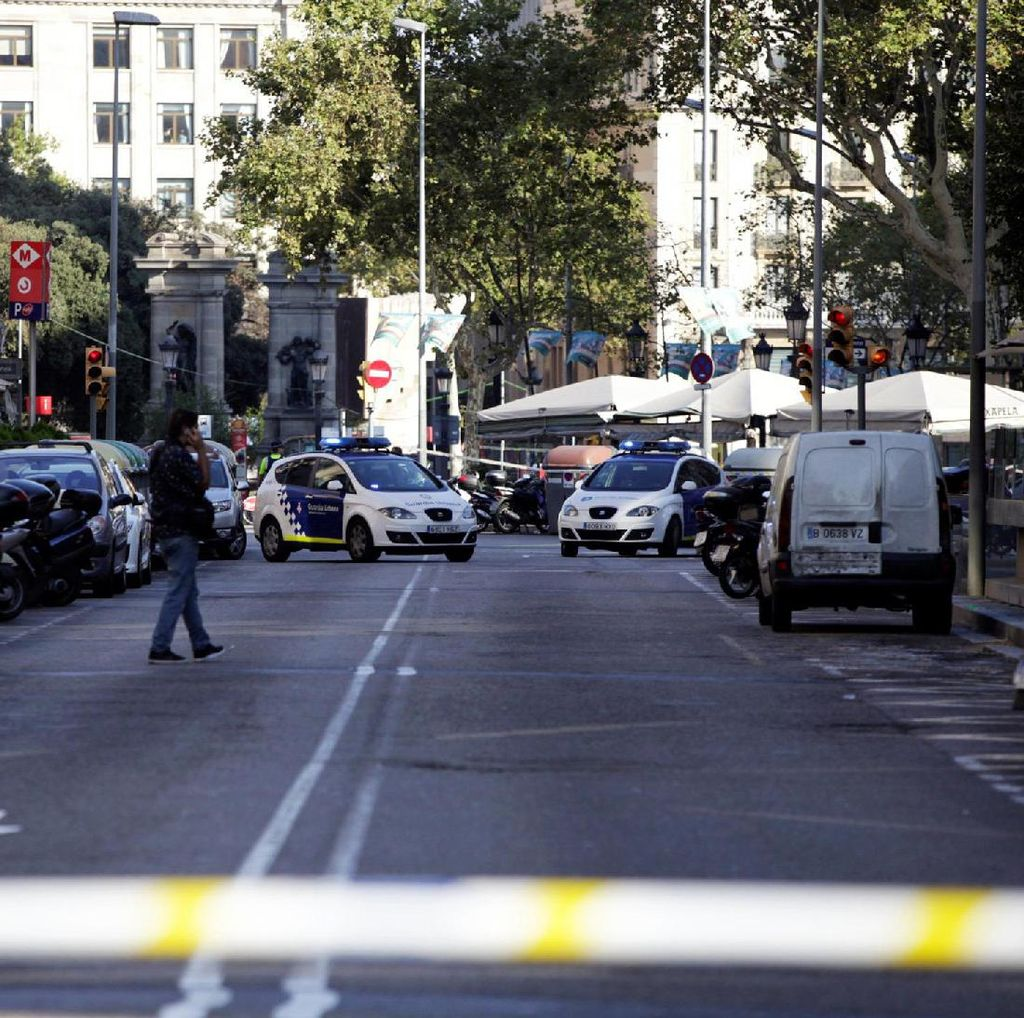 Tidak Ada WNI Jadi Korban di Teror Barcelona