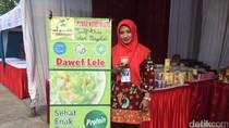 Wanita Ini Bisnis Camilan dari Daging Lele Beromzet Rp 70 Juta/Bulan