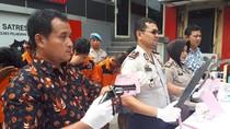 Polisi Tangkap Lima Penganiaya dan Penyekap Sopir Taksi Online
