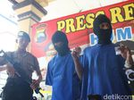 Napi LP Kedungpane Semarang Kendalikan Peredaran Sabu di Jepara