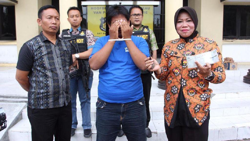 Gandakan Kunci, Saiful Curi Motor Teman Sendiri
