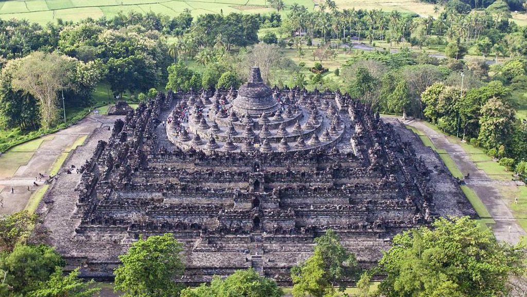 Wisata ke Borobudur Dijamin Aman, Ini Alasannya