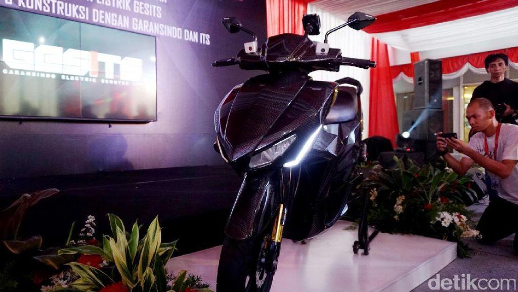 Ini Untungnya Jika Produksi Motor Listrik di Indonesia