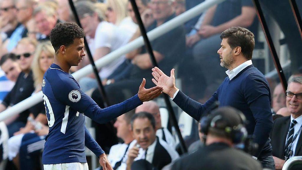 Kans Spurs Jaga Tren Bagus di Derby London di Bawah Asuhan Pochettino