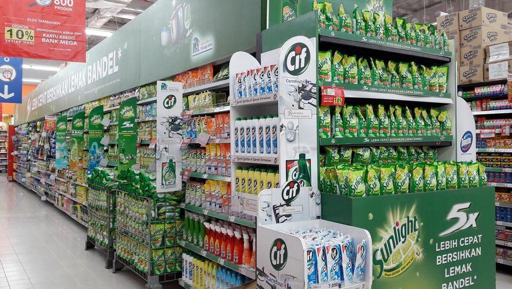 Serba Diskon 50% Pembelian Kedua di Promo Weekend Transmart Carrefour
