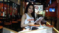 Begini Penampakan Hooters, Resto Berpelayan Seksi di Jakarta