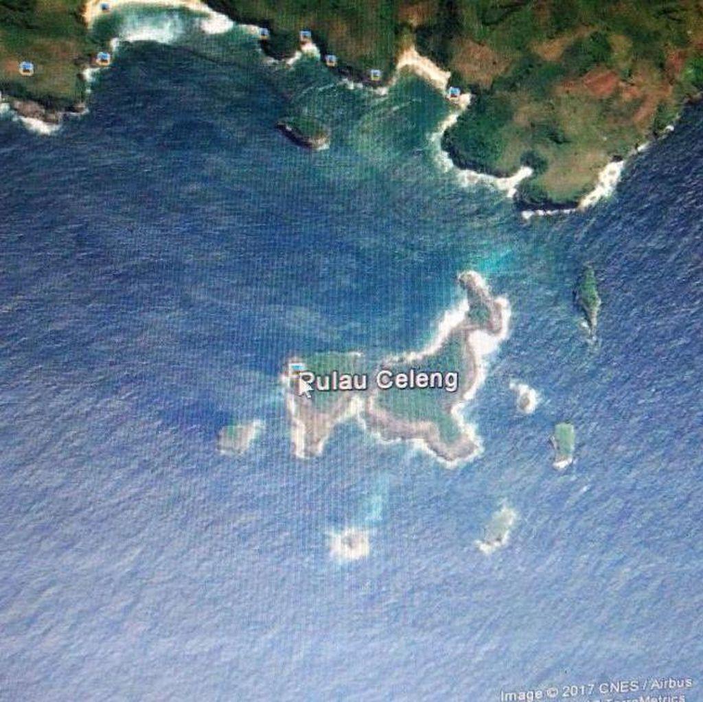 Lima Pemancing Dikabarkan Terjebak di Pulau Celeng Blitar