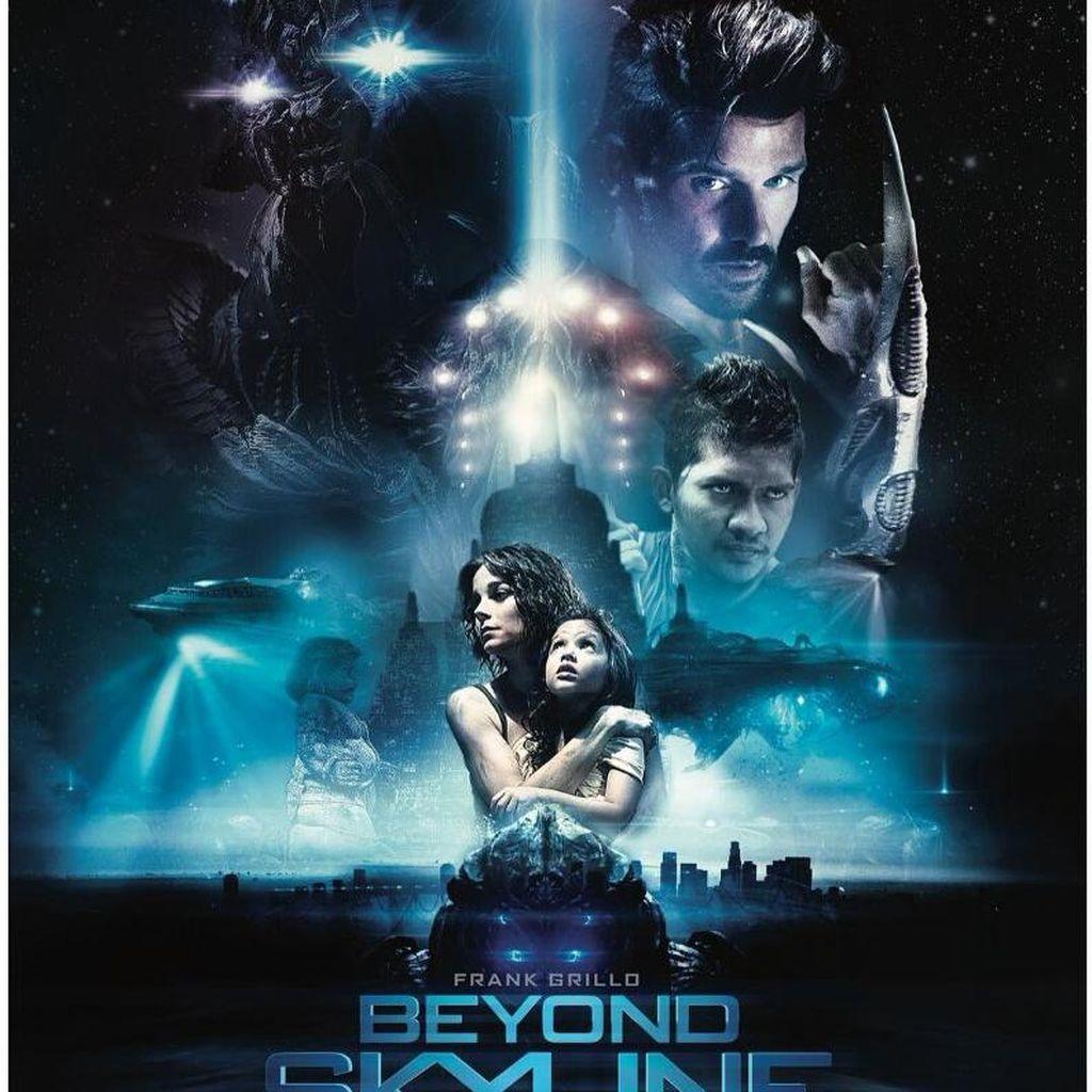 Beyond Skyline, Fiksi Ilmiah yang Sempat Gagal di Film Pertama