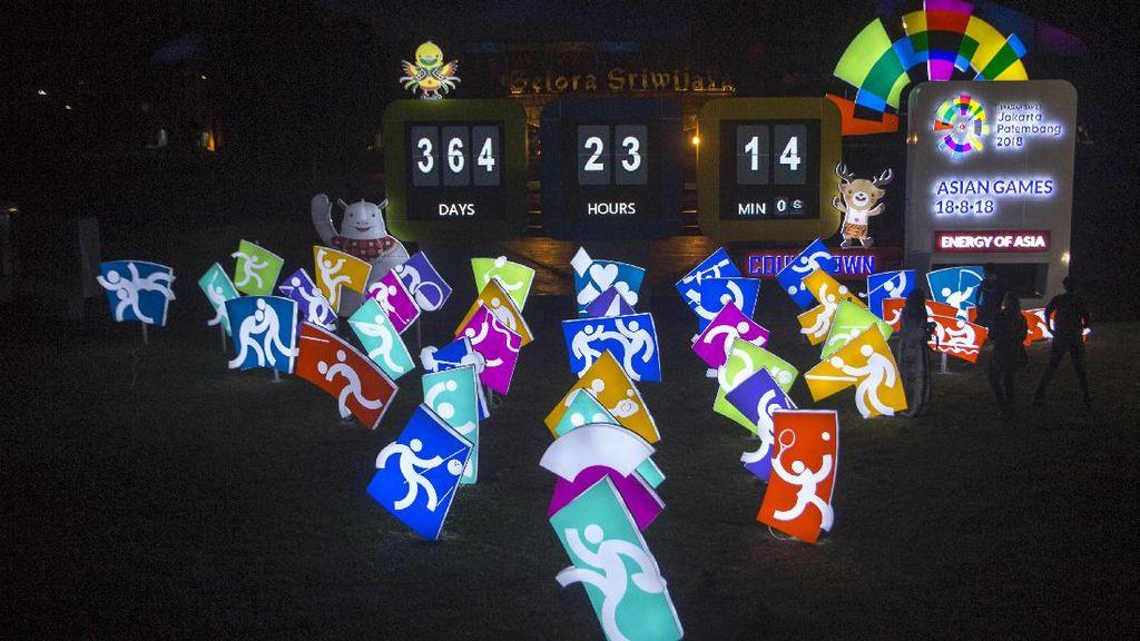 Asian Games 2018 Diharapkan Jadi Penggerak Semangat dan Emosi