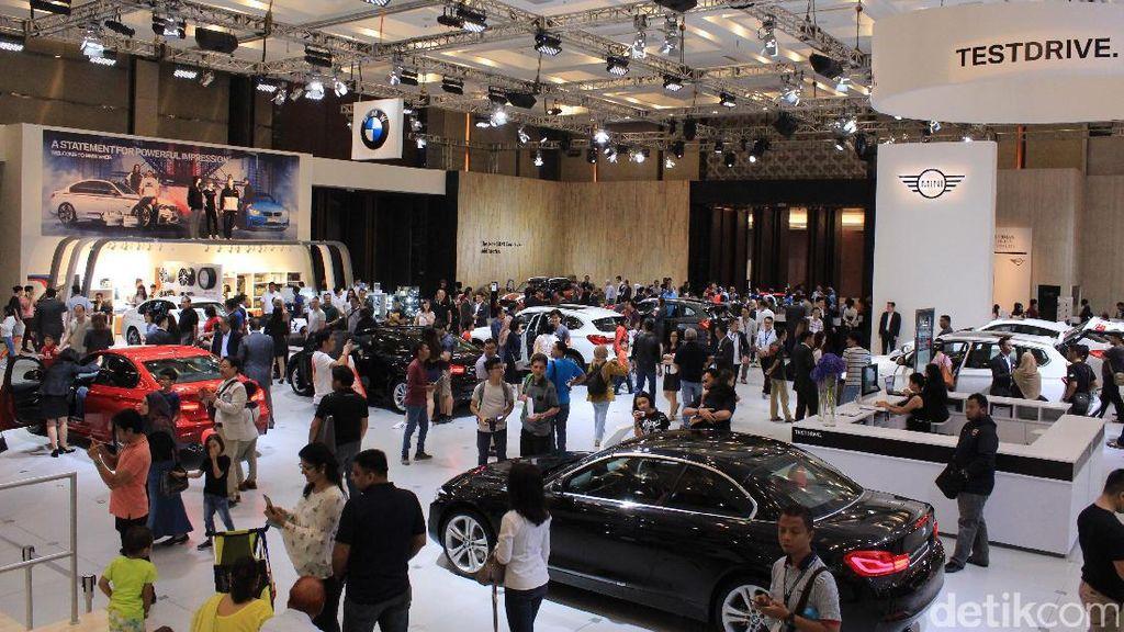 Hanya di GIIAS, Beli BMW Dapat Bonus Asuransi hingga Rp 1 M